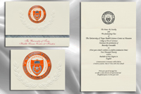 University of Texas Health Science Center at Houston Graduation Announcements