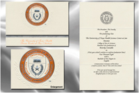 The University of Texas Health Science Center at San Antonio Graduation Announcements