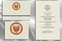 University of Texas Medical Branch Graduation Announcements