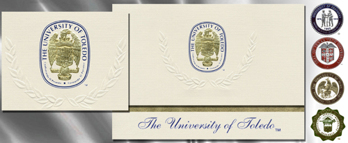 University of Toledo Graduation Announcements