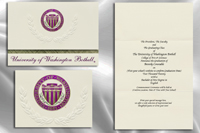 University of Washington Bothell Graduation Announcements