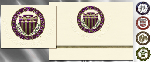University of Washington Tacoma Graduation Announcements