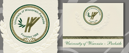 University of Wisconsin - Parkside Graduation Announcements