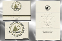 University of Wisconsin - Superior Graduation Announcements
