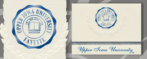 Upper Iowa University Graduation Announcements