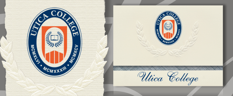 Utica College Graduation Announcements