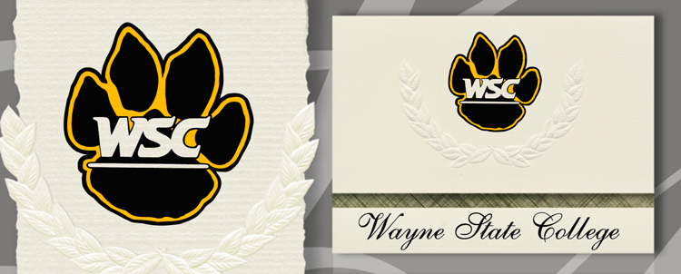 Wayne State College Graduation Announcements
