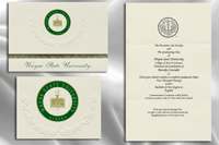 Wayne State University Graduation Announcements
