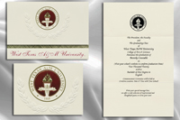 West Texas A&M University Graduation Announcements