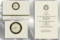 West Virginia State Community & Technical College Graduation Announcements
