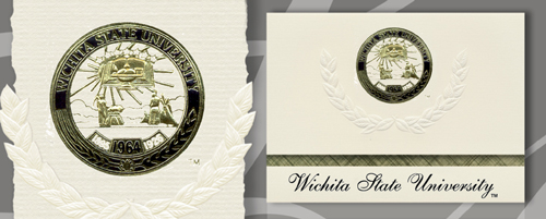 Wichita State University Graduation Announcements