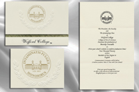 Wofford College Graduation Announcements