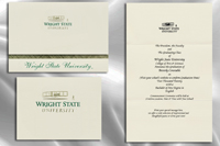 Wright State University Graduation Announcements