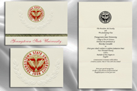 Youngstown State University Graduation Announcements